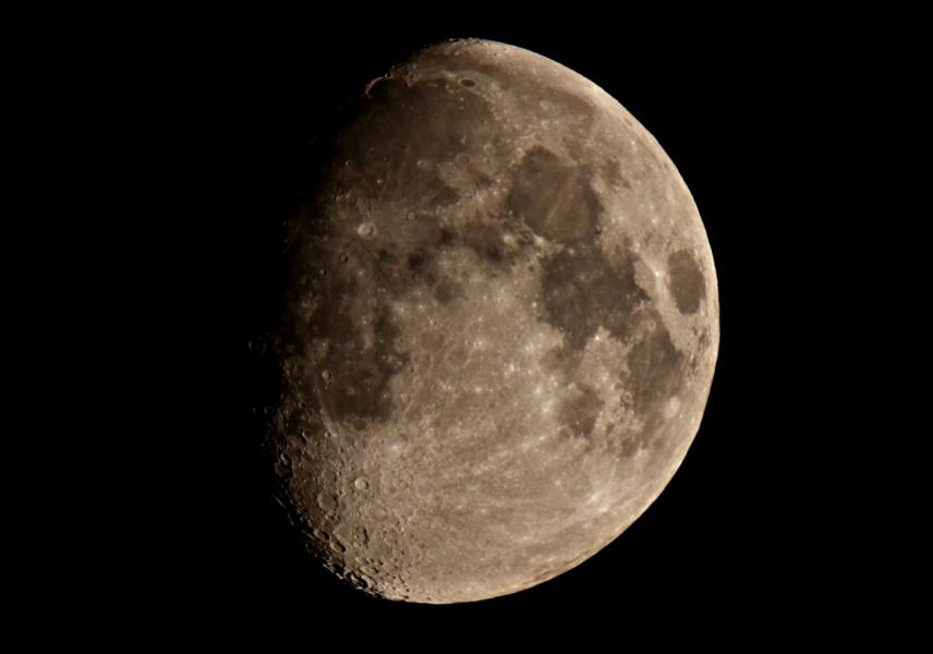 Mond-Fotografie